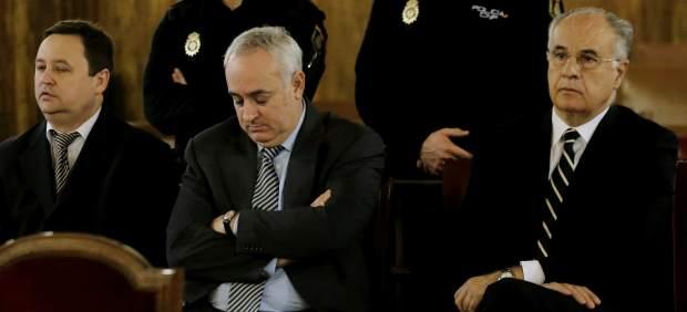 Arranca el juicio contra el exconseller valenciano Rafael Blasco