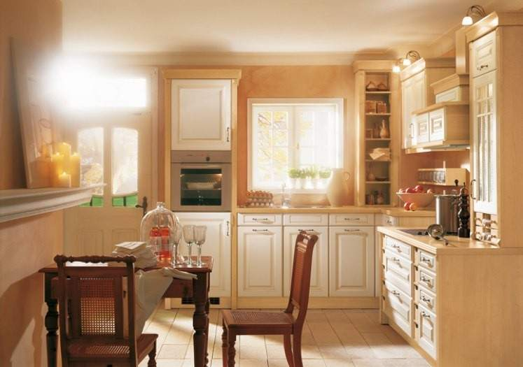 Adi s al minimalismo la vuelta de la cocina acogedora y for Cocinas acogedoras
