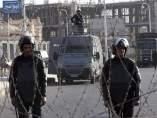 Juicio contra Morsi en El Cairo