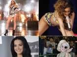 Beyoncé reina en 2014