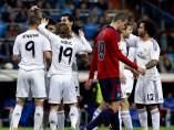 Gol del Madrid a Osasuna