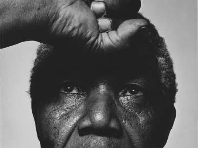 'Nelson Mandela', 1990