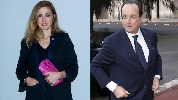 Hollande y Gayet, ¿juntos?