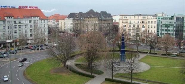 A Google Maps se le coló una 'Plaza Adolf Hitler' en el plano de la ciudad de Berlín