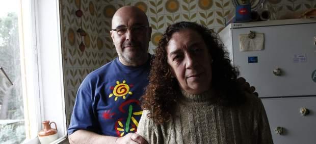 Rosa y Antonio