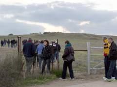 Turistas en el rancho de Ariel Sharon