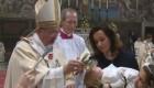 El papa habla sobre Siria