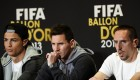 "Ver v�deo Messi: ""Cristiano es admirable"""