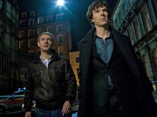 'Sherlock', la serie de la BBC