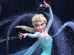 El �xito de 'Frozen' provoca un peque�o 'baby boom' de Elsas