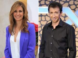 Mariló Montero y Pablo Motos