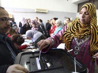 Referéndum en Egipto
