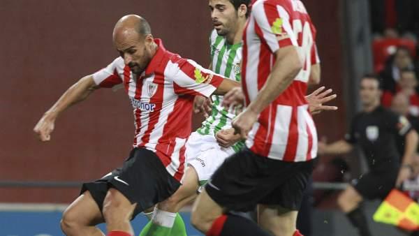 Athletic-Betis en la Copa