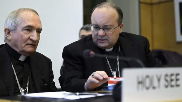 El Vaticano reconoce por primera vez ante la ONU que hay casos de abusos a niños en la Iglesia