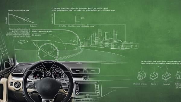 Bosch desarrolla un sistema Start/Stop que reduce el consumo de combustible hasta un 10%