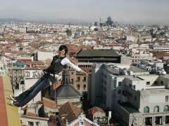 Edurne Pasaban, en Madrid