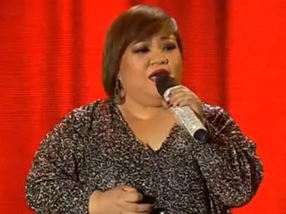Rose Fostanes, la ganadora del Factor X de Israel