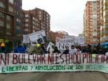 Protestas vecinales en Burgos