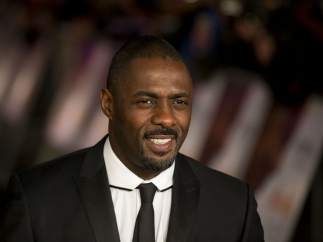 El actor Idris Elba.