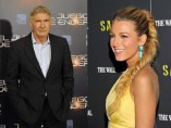 Harrison Ford y Blake Lively