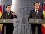 Durao Barroso y Rajoy