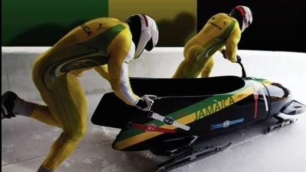 Equipo jamaicano de bobsleigh