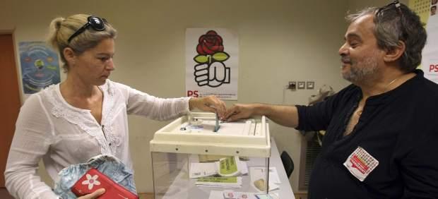 Primarias socialistas en Francia