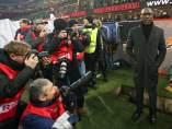 Clarence Seedorf debuta como entrenador del Milan