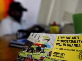 Uganda homosexuales