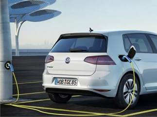 El e-Golf, la versi�n el�ctrica del Volkswagen Golf