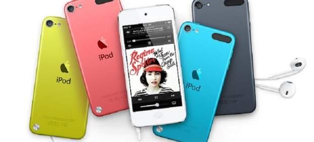Apple actualiza y rebaja el otrora exitoso iPod Touch