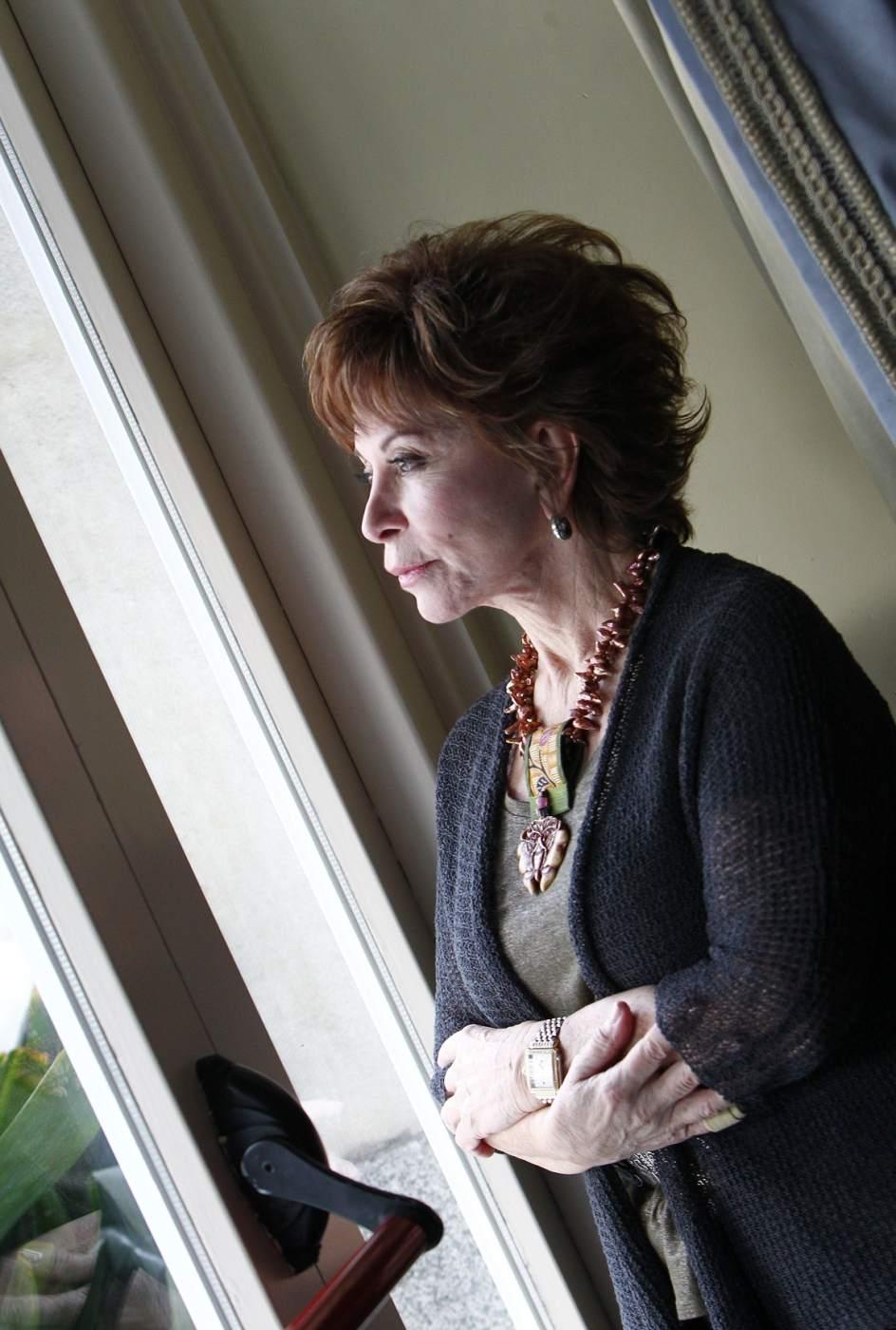 La nueva novela de Isabel Allende, 'Más allá del invierno', llegará el 1 de junio