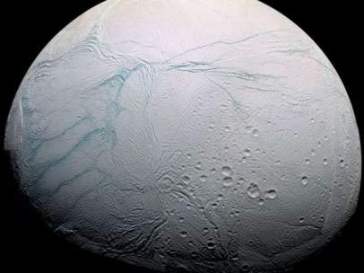 Las grietas tigre de Encelado