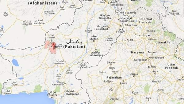 Mastung, en Pakistán