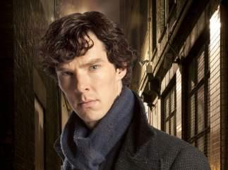 Benedict Cumberbatch, protagonista de 'Sherlock'.