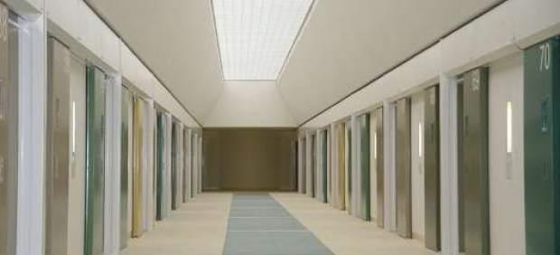 Imagen del interior de una prisión