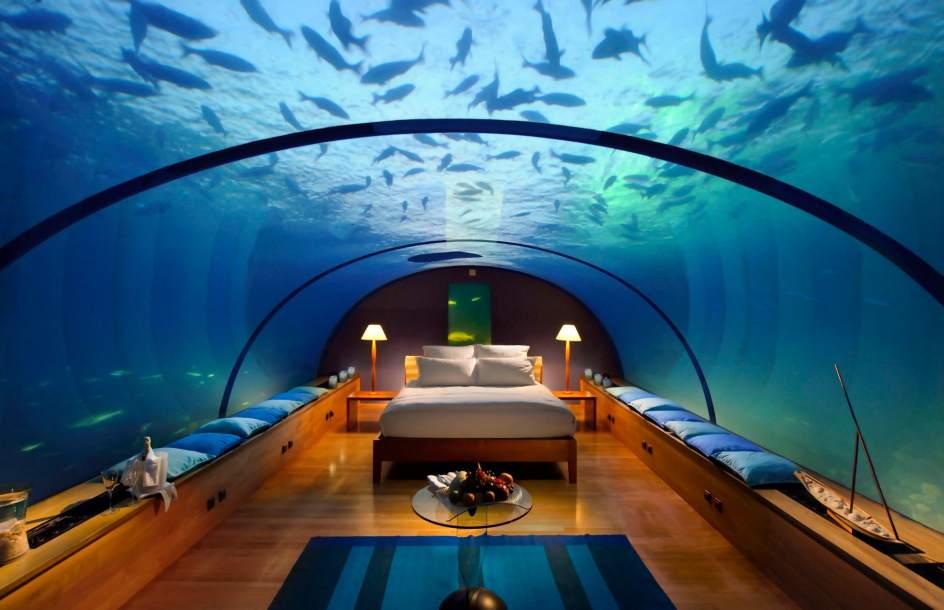 hoteles submarinos islas rascacielos giratorios y otros proyectos faranicos