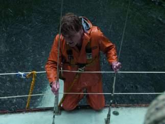 Robert Redford en 'Cuando todo está perdido'.