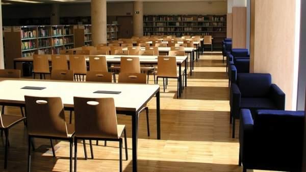 Biblioteca de la Complutense