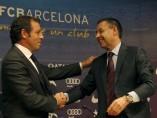 Rosell presenta su dimisión y cede el mando a Josep Maria Bartomeu