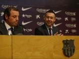 Rosell dimite como presidente del Barça