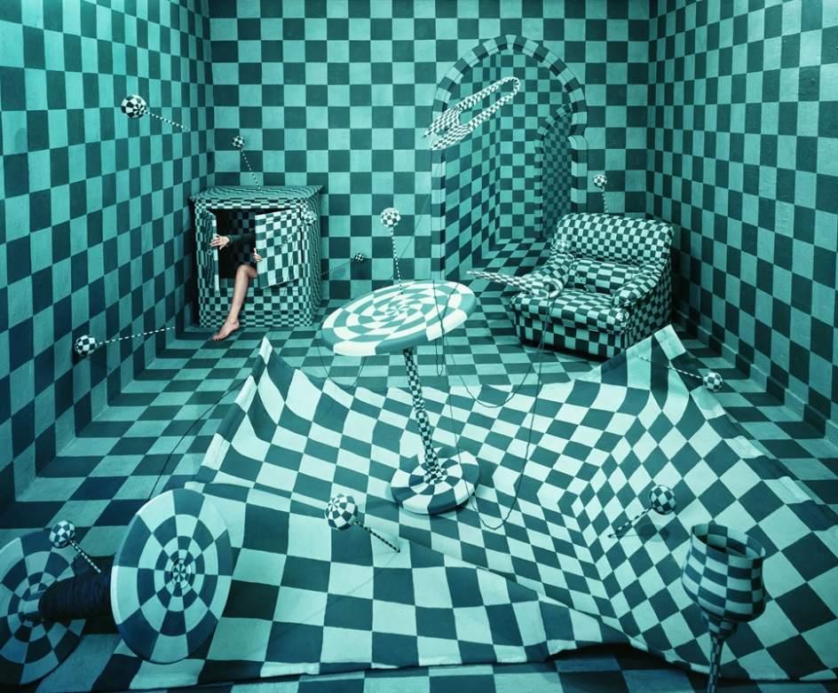 Foto Panic Room 2010 Los Escenarios Artesanales De Lee Jeeyoung