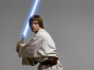 Mark Hamill, como Luke Skywalker
