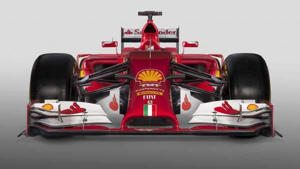 El F14 T, el coche de Ferrari para 2014