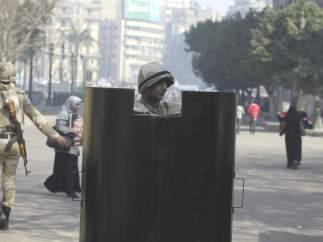 Vigilando Tahrir