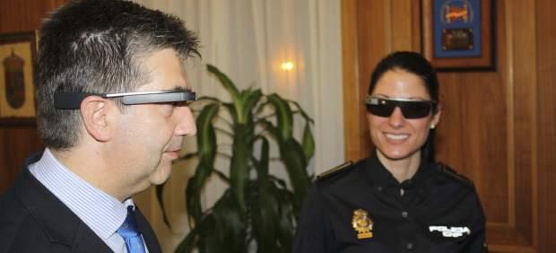 La Policía estudia la utilización de las Google Glass en las labores diarias de patrulla