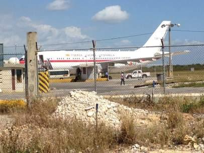 Incidente en un Airbus A-310