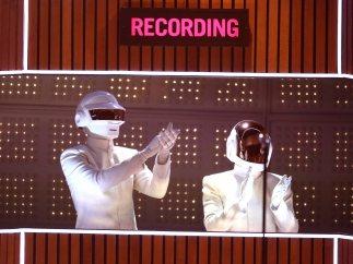 Cibermúsica en los Grammy