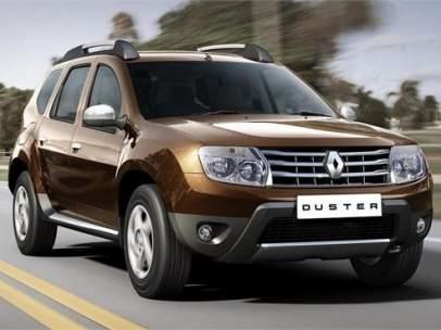 El Duster (ya sea como Dacia o como Renault) fue el coche más vendido del Grupo en 2013