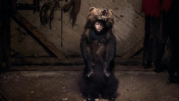 Ciprian, the Bear Dancer (Salatruc, East Romania), 2013